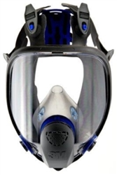 3M Ultimate FX Full Face Respirator, Medium