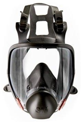3M Full Face Respirator, Small, 6700