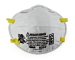 3M Disposable Dust Mask or Particulate Respirator, Series 8210, N95