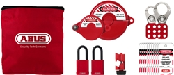 ABUS Electrical Lockout Tagout Kit, Standard Pouch K905