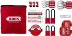 ABUS Electrical Lockout Tagout Kit, Deluxe Pouch K915