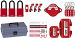 ABUS Lockout Tagout Kit, Electrical Toolbox K925