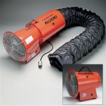 Allegro Explosion Proof Axial Blower, 115 VAC, 8 Inch (9513-05)