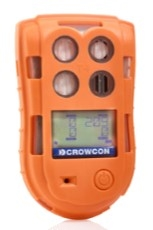 Crowcon Portable 4-Gas Monitor, T4
