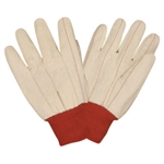 Cordova Nap-In Polyester/Cotton Gloves 24101, Large