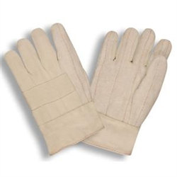 Cordova Hot Mill Gloves, Heavy Weight, Band Top, Large, 2515