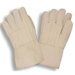 Cordova Hot Mill Gloves, Burlap Lined, Large, 2525