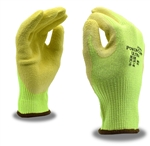 Cordova Cut Resistant Gloves, Hi-Vis, Coated 3051