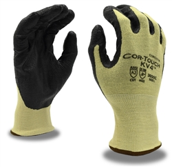 Cordova Coated Cut Resistant Gloves, Cor Touch KV4 3055C