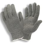 Cordova Knit Work Gloves, Heavy Weight Gray, 3185G