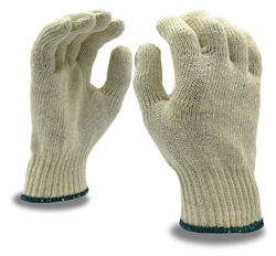 Cordova White Machine Knit Gloves 3400