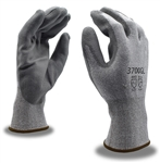 Cordova Palm Coated Cut Resistant Gloves, Gray 3700G