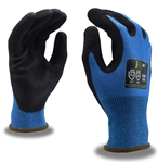 Cordova Nitrile Coated Cut Level A2 Glove, iON 3701