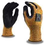 Cordova Nitrile Coated Cut Level A4 Gloves, iON 3702