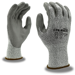 Cordova Coated Cut Resistant Gloves, Caliber 3716G
