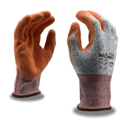 Cordova Rubber Coated Cut Resistant Gloves, Machinist 3734NR