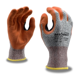 Cordova Nitrile Coated Cut Resistant Gloves, Machinist 3734SN