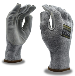 Cordova Cut Resistant Leather Palm Gloves Monarch 3757
