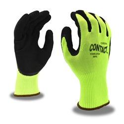 Cordova Coated Machine Knit Gloves, Contact 3991