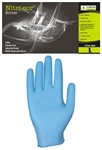 CSP Nitrile Disposable Gloves, Powder Free, Nitri-Cor Silver, 4095