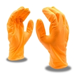 Cordova Nitrile Disposable Glove, Orange Nitrile, 4099