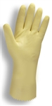 Cordova Unlined Chemical Resistant Gloves, Premium Natural 4210N