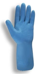 Cordova Blue Unlined Latex Canner Gloves 4220B
