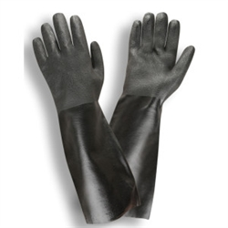 Cordova 18 Inch PVC Gloves, Double Dipped, Large, 5118I