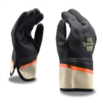 Cordova Oil Demon Double Dipped PVC Gloves (Large)