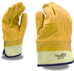 Cordova Tan Insulated PVC Large Gloves with Safety Cuff