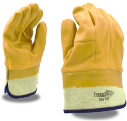 Cordova Insulated PVC Gloves, Tan, Large, 5710T