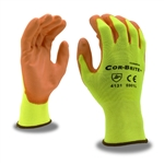 Cordova Hi-Vis Coated Knit Gloves Cor-Brite 6901
