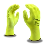 Cordova Hi-Vis Coated Knit Gloves CorBrite 6902