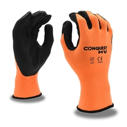 Cordova Hi-Vis Coated Knit Gloves Conquest, 6935