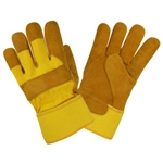 Cordova Leather Palm Work Gloves, Large 7380
