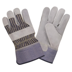 Cordova Leather Work Gloves, Safety Cuff 7590