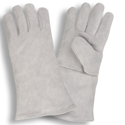 Cordova Leather Welders, Gray, X-Large Gloves, 7605