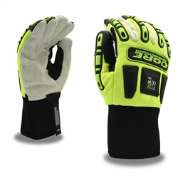 Cordova Impact OGRE Glove, Canvas Palm, Hipora + Thinsulate Lined