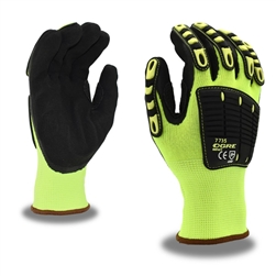 Cordova Impact TPR Mechanic's Gloves OGRE 7735