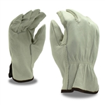 Cordova Beige Cowhide Work Gloves