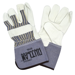 Cordova Leather Palm Gloves, Long Cuff, Outlaw 8310