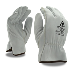 Cordova Cut Resistant Goatskin Leather Driver's Gloves, 8583K