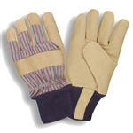 Cordova Thinsulate Lined Leather Palm Gloves 8760
