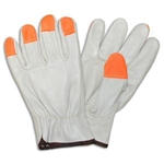 Cordova Hi-Vis Fingertip Leather Glove, 8810HV