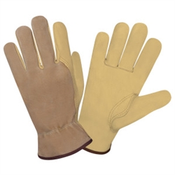Cordova Pigskin Leather Driver's Glove, 8825