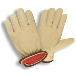 Cordova Fleece Lined Pigskin Leather Gloves, 8922