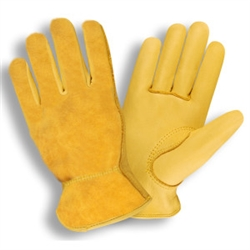 Cordova Deerskin Leather Gloves, Premium 9015