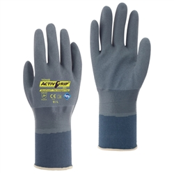 Cordova TOWA ActivGrip Advance MicroFinish Nitrile Coated Gloves