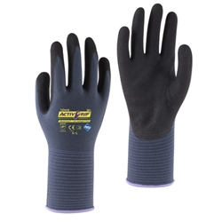 Cordova TOWA ActivGrip Nitrile Coated Gloves AG581