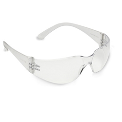 Cordova Safety Glasses, Clear Lens Bulldog Series, EHF10S